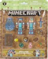 Wholesalers of Minecraft Hardcore Survival Pack toys image