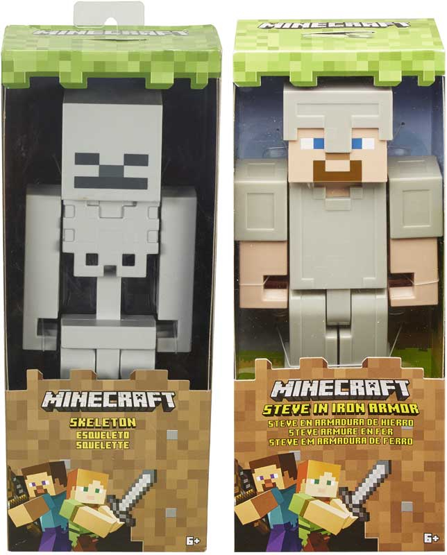 Wholesalers of Minecraft Large Action Figure toys