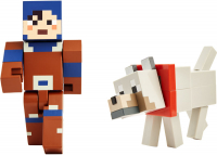 Wholesalers of Minecraft Large Fusion Figures Asst toys image 2