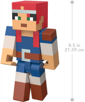 Wholesalers of Minecraft Large Fusion Figures Asst toys image 3