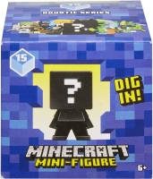 Wholesalers of Minecraft Mini Figures Blind Boxed Assortment Cdu toys image