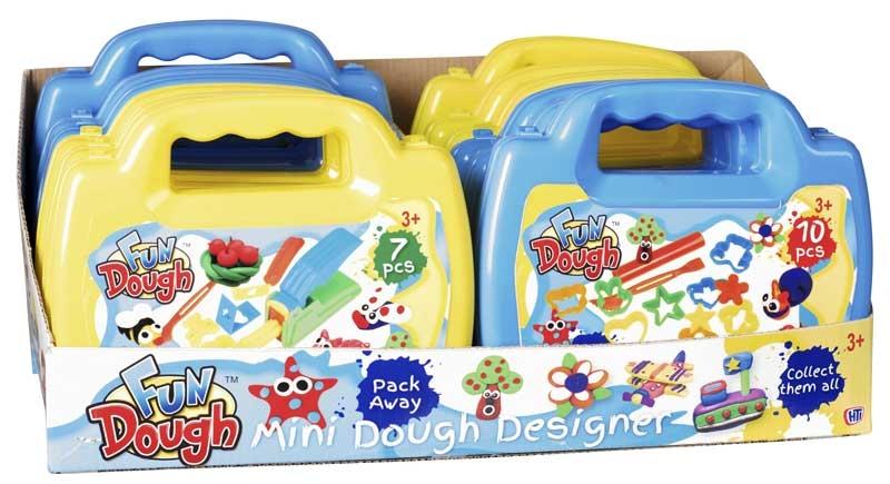 Wholesalers of Mini Dough Factory toys