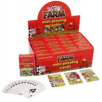 Wholesalers of Mini Playing Cards - Farm toys image