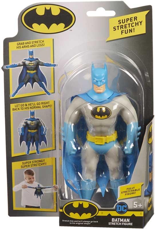 Wholesalers of Mini Stretch Dc Batman toys
