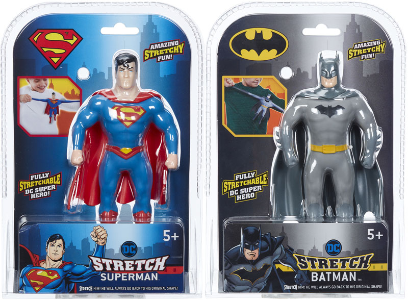 Wholesalers of Mini Stretch Dc toys