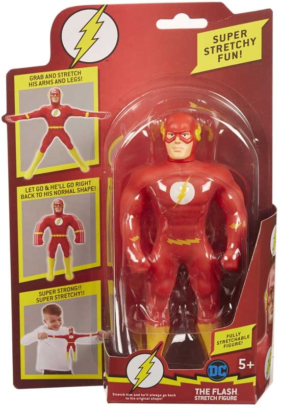 Wholesalers of Mini Stretch Justice League Flash toys