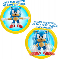 Wholesalers of Mini Stretch Sonic The Hedgehog toys image 3