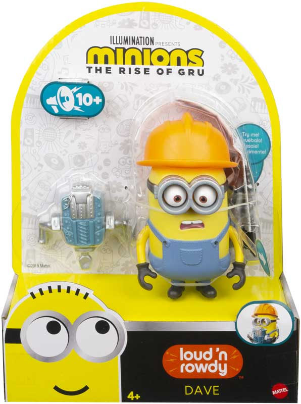 Wholesalers of Minion 2 Silly Sounders Asst toys