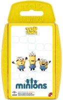 Wholesalers of Top Trumps - Minions toys image