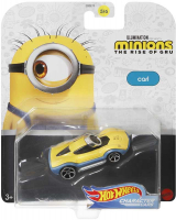 Wholesalers of Minions 2 Hw Character Cars Asst toys image 2