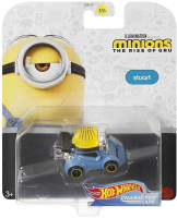 Wholesalers of Minions 2 Hw Character Cars Asst toys image 5