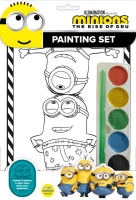 Wholesalers of Minions Painting Set toys image