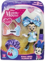 Wholesalers of Minnie Mouse Glamour Set 2 Asst toys image