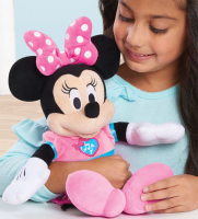 Wholesalers of Minnie Mouse Singing Fun Plush toys image 3