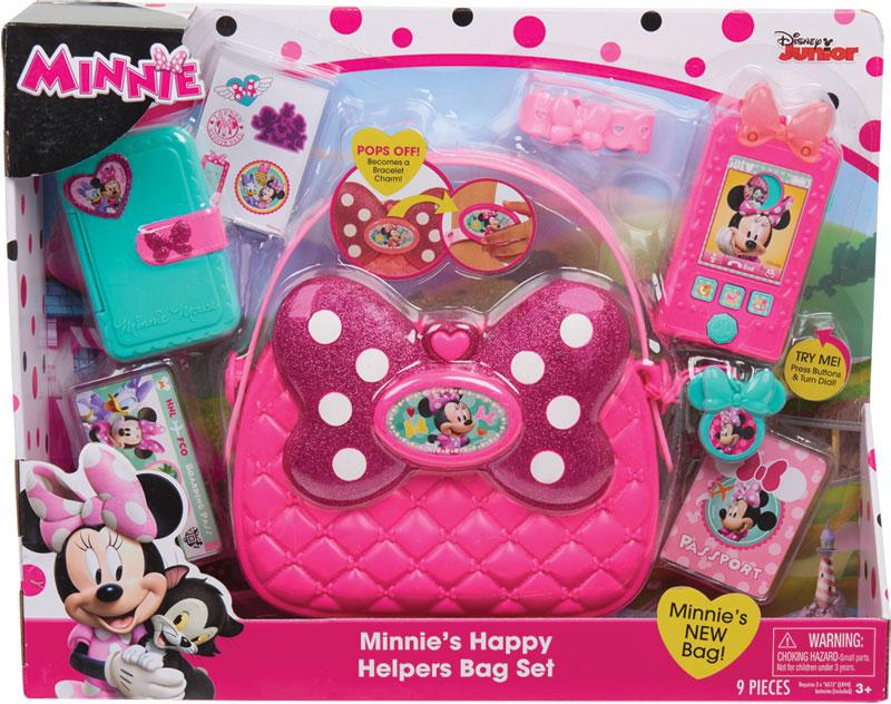 Wholesalers of Minnies Happy Helpers Bag Set toys