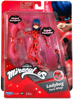 Wholesalers of Miraculous 12cm Small Doll Asst toys image