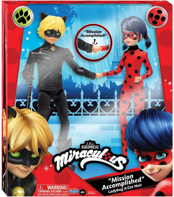 Wholesalers of Miraculous Fashion Dolls 2 Pack toys