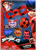 Wholesalers of Miraculous Ladybug Role Play Set toys Tmb
