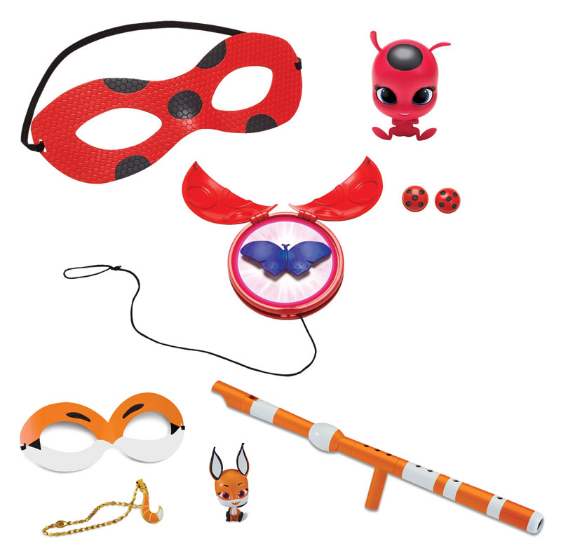Wholesalers of Miraculous Role Play Set Asst toys