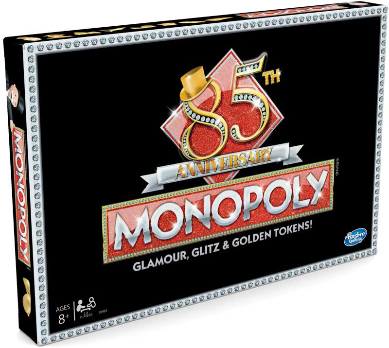 Wholesalers of Monopoly 85th toys
