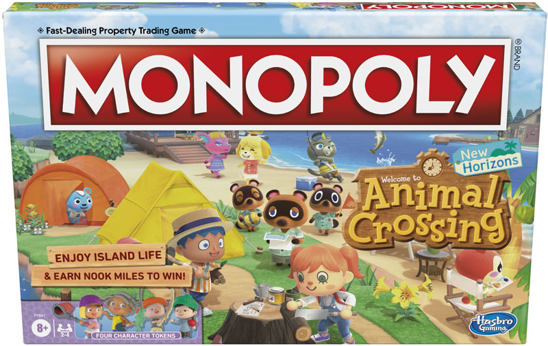 Wholesalers of Monopoly Animal Crossing toys