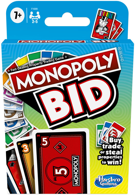 Wholesalers of Monopoly Bid toys