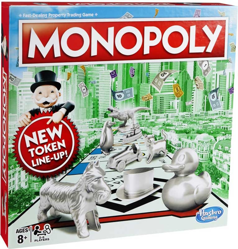 Wholesalers of Monopoly toys