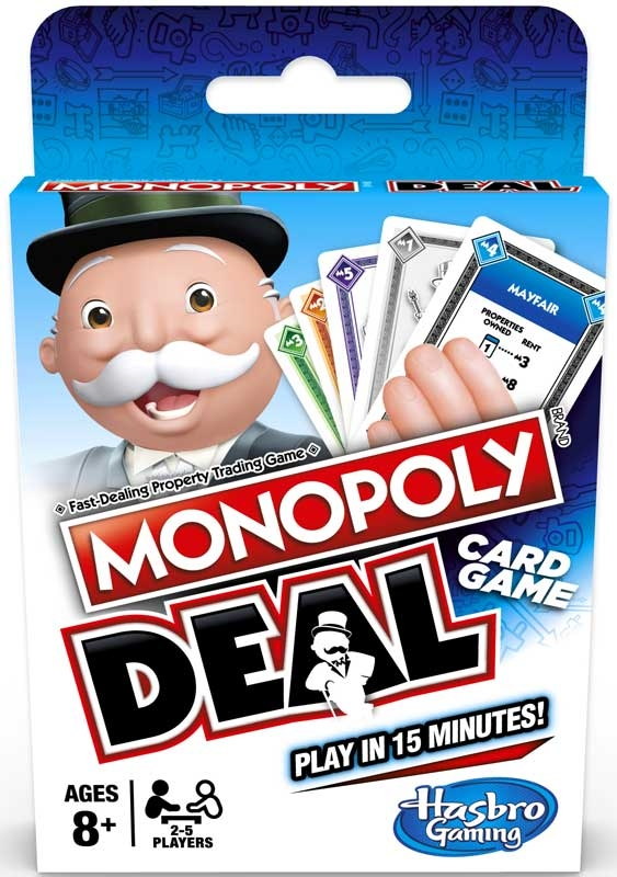 Wholesalers of Monopoly Deal toys