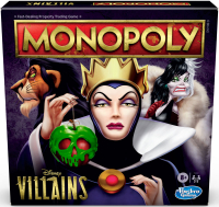 Wholesalers of Monopoly Disney Villains toys image