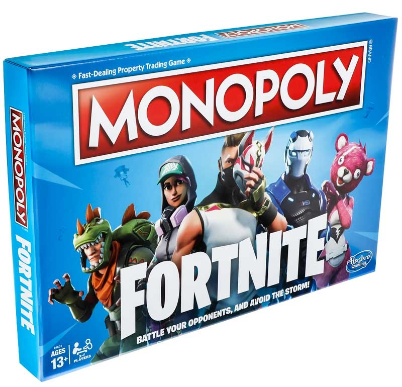 Wholesalers of Monopoly Fortnite toys