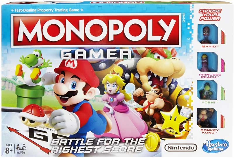Wholesalers of Monopoly Gamer toys