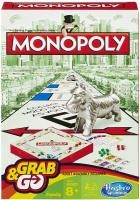 Wholesalers of Monopoly Grab And Go toys Tmb