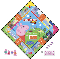 Wholesalers of Monopoly Junior Peppa Pig toys image 2