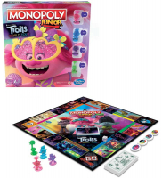 Wholesalers of Monopoly Junior Trolls toys image 3
