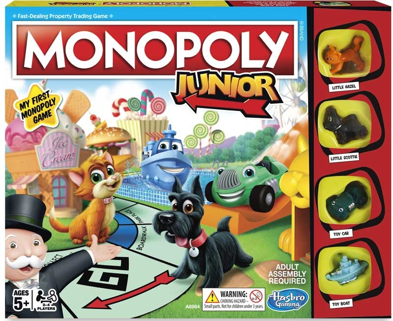 Wholesalers of Monopoly Junior toys