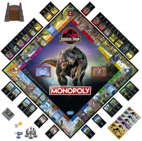 Wholesalers of Monopoly Jurassic Park toys image 2