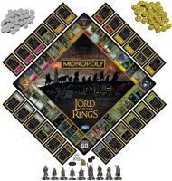 Wholesalers of Monopoly Lord Of The Rings toys image 2