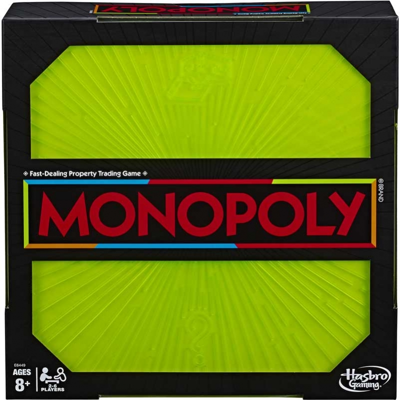 Wholesalers of Monopoly Neon Pop toys