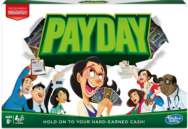 Wholesalers of Monopoly Payday toys