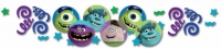 Wholesalers of Monsters University Confetti toys image