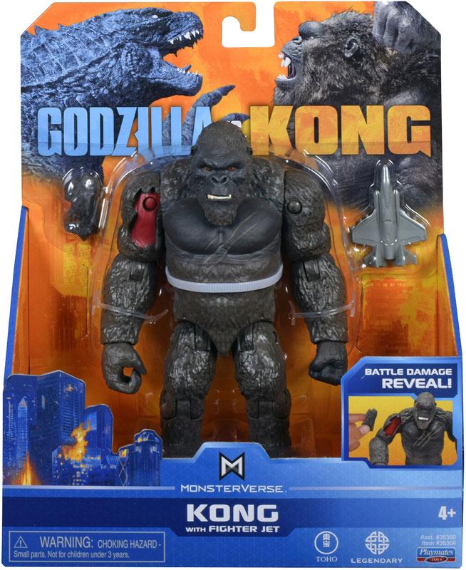 Wholesalers of Monsterverse Godzilla Vs Kong - Kong With Fighter Jet toys