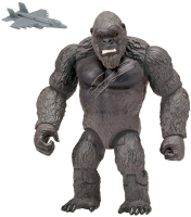 Wholesalers of Monsterverse Godzilla Vs Kong - Kong With Fighter Jet toys image 2