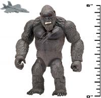 Wholesalers of Monsterverse Godzilla Vs Kong - Kong With Fighter Jet toys image 4