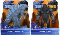 Wholesalers of Monsterverse Godzilla Vs Kong Giant Godzilla & Kong Asst toys Tmb