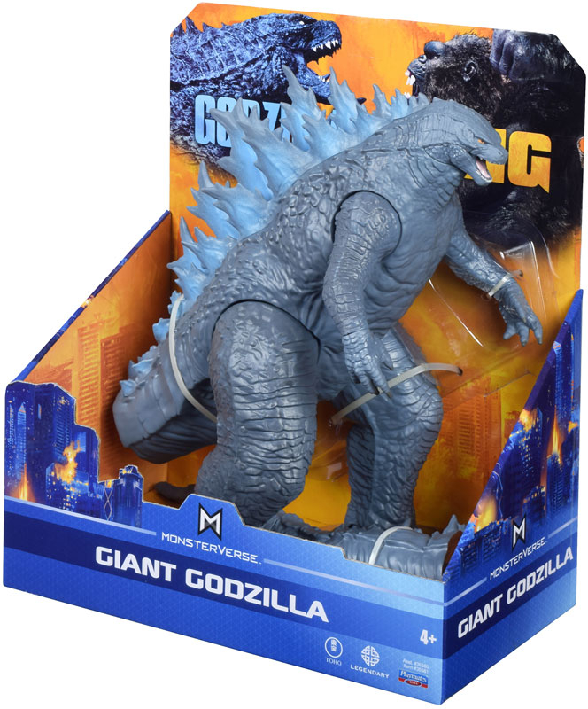 Wholesalers of Monsterverse Godzilla Vs Kong Giant Godzilla toys
