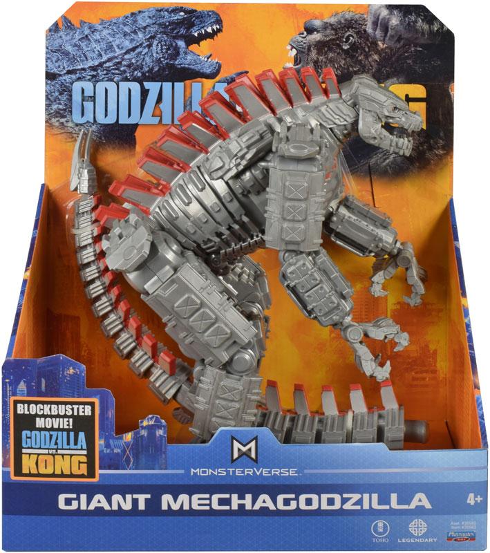 Wholesalers of Monsterverse Godzilla Vs Kong Giant Mechagodzilla toys