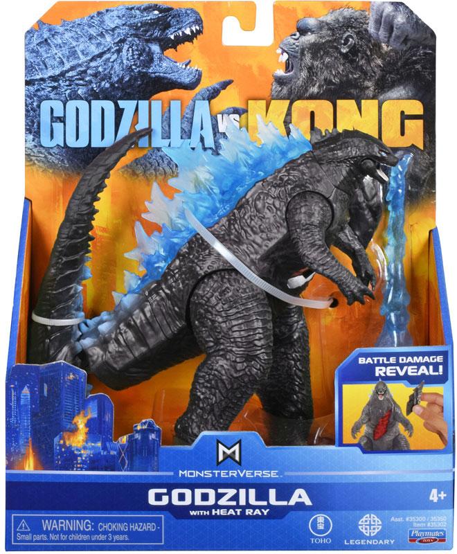 Wholesalers of Monsterverse Godzilla Vs Kong Godzilla Heat Wave Figure toys