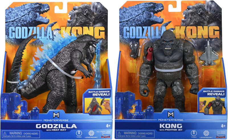 Wholesalers of Monsterverse Godzilla Vs Kong Hollow Earth Monsters Asst W2 toys