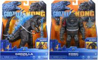 Wholesalers of Monsterverse Godzilla Vs Kong Hollow Earth Monsters Asst W2 toys Tmb