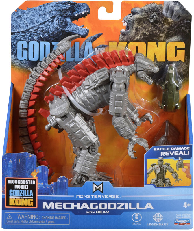 Wholesalers of Monsterverse Godzilla Vs Kong Hollow Earth Monsters Mechagod toys